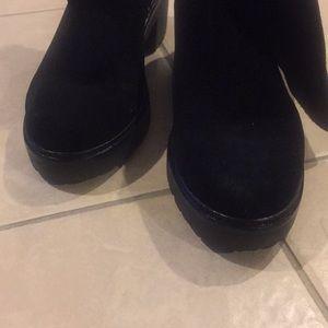 Michael Kors Shoes - Women's Suade Michael Kors  boots